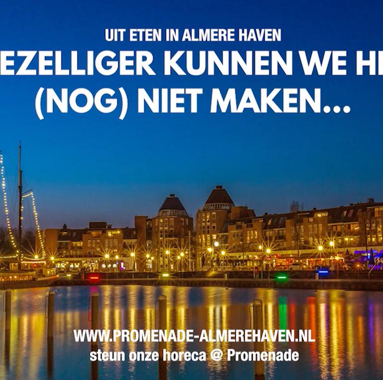 PUBLIZIDAD_Promovideo_horeca_ALmere_Haven